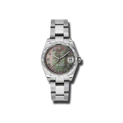 Oyster Perpetual Datejust 178344 dkmro