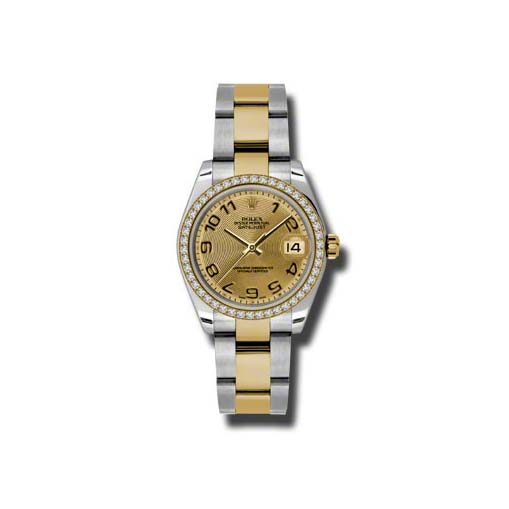 Oyster Perpetual Datejust 178383 chcao
