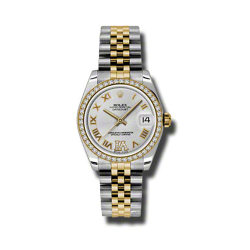 Oyster Perpetual Datejust 178383 sdrj