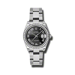 Oyster Perpetual Datejust 178384 bksbro