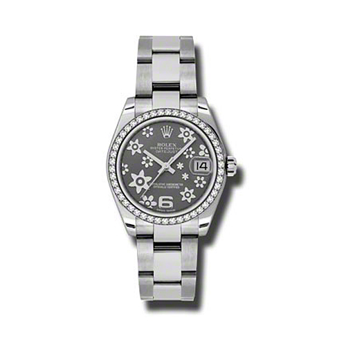 Oyster Perpetual Datejust 31mm Diamond Bezel 178384 rfo
