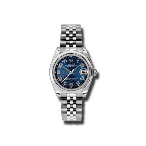 Oyster Perpetual Datejust 31mm 178240 blcaj