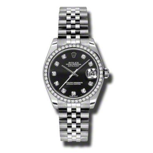 Oyster Perpetual Datejust 31mm 178384 bkdj