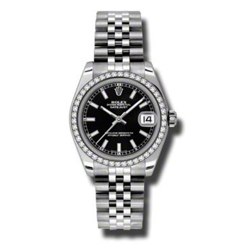 Oyster Perpetual Datejust 31mm 178384 bkij