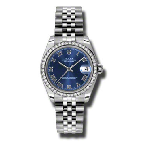 Oyster Perpetual Datejust 31mm 178384 blrj