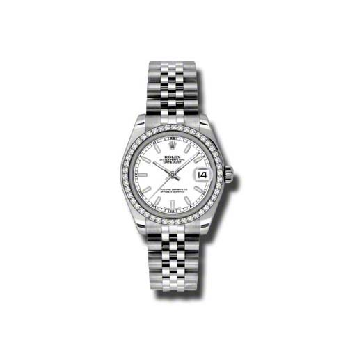 Oyster Perpetual Datejust 31mm 178384 wij