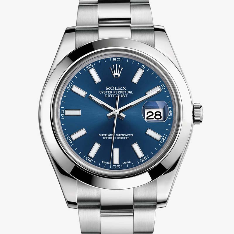 Rolex Oyster Perpetual Datejust II 116300 blio