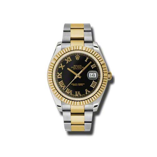 Oyster Perpetual Datejust II 116333 bkro