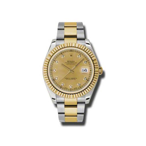 Oyster Perpetual Datejust II 116333 chdo