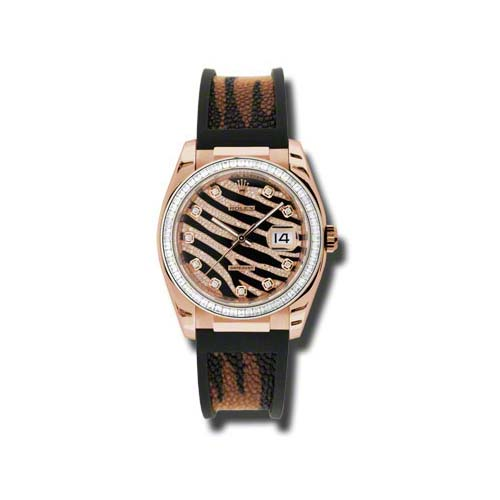 Oyster Perpetual Datejust Royal Pink 116185 BBR