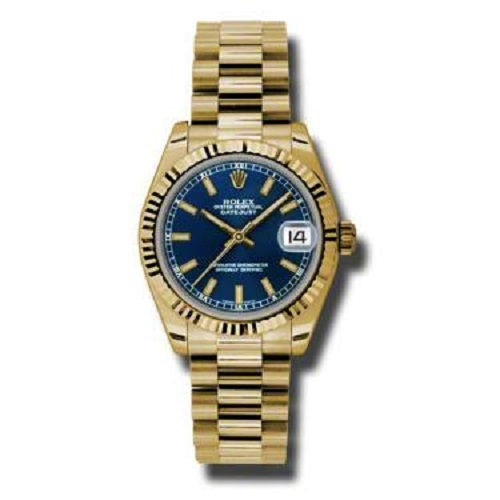 Oyster Perpetual Datejust Watch 178278 blip