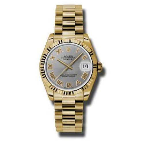Oyster Perpetual Datejust Watch 178278 grp
