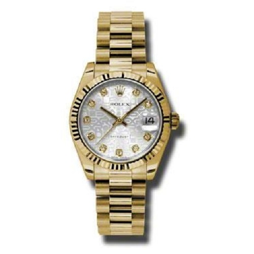 Oyster Perpetual Datejust Watch 178278 sjdp