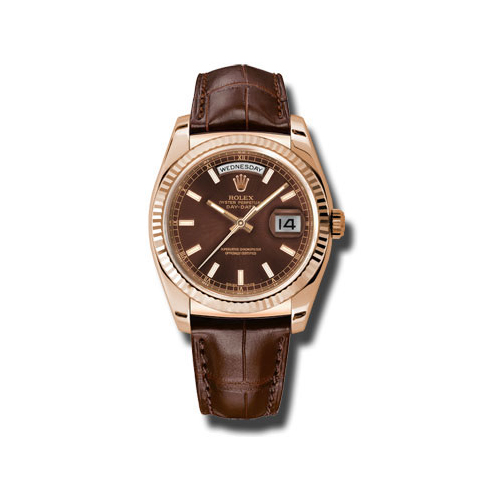 Oyster Perpetual Day-Date 118135 chl