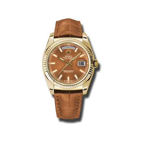 Oyster Perpetual Day-Date 118138 col