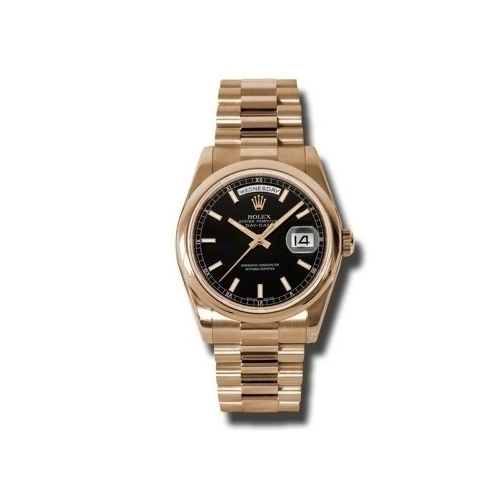 Oyster Perpetual Day-Date 118205 bksp