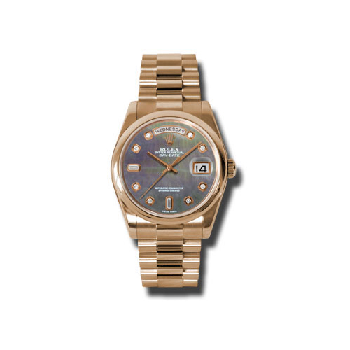 Oyster Perpetual Day-Date 118205 dkmdp