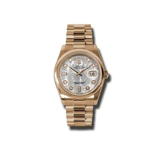 Oyster Perpetual Day-Date 118205 mtdp