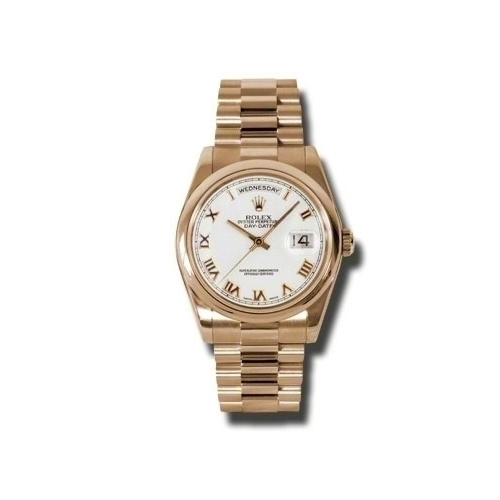 Oyster Perpetual Day-Date 118205 wrp