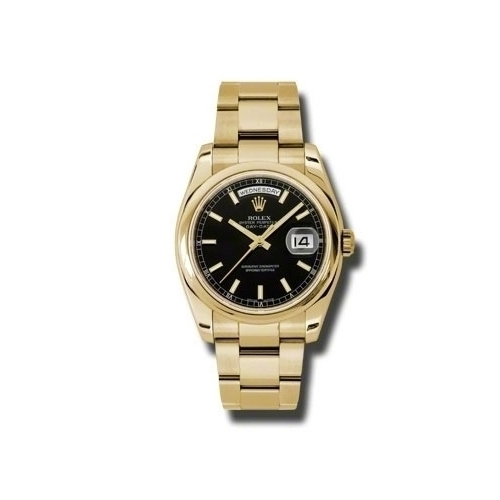 Oyster Perpetual Day-Date 118208 bkso