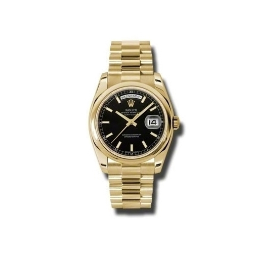 Oyster Perpetual Day-Date 118208 bksp
