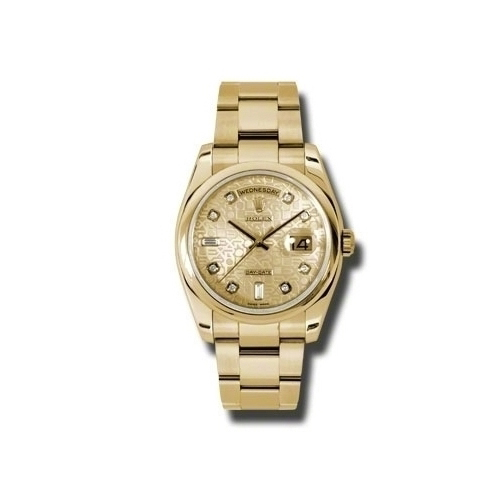 Oyster Perpetual Day-Date 118208 chjdo