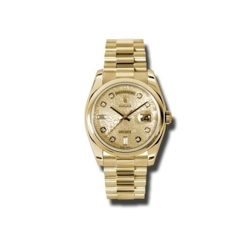 Oyster Perpetual Day-Date 118208 chjdp