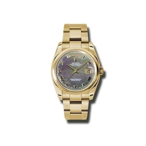 Oyster Perpetual Day-Date 118208 dkmro