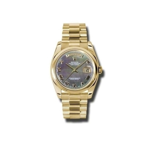 Oyster Perpetual Day-Date 118208 dkmrp
