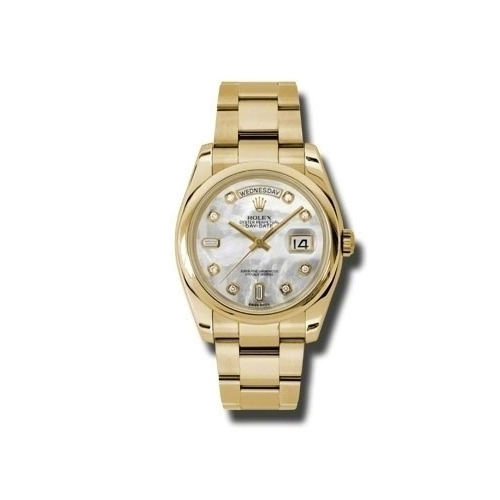 Oyster Perpetual Day-Date 118208 mdo