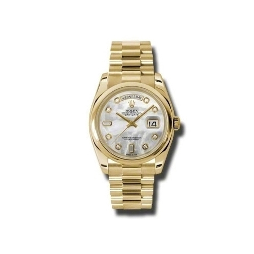 Oyster Perpetual Day-Date 118208 mdp