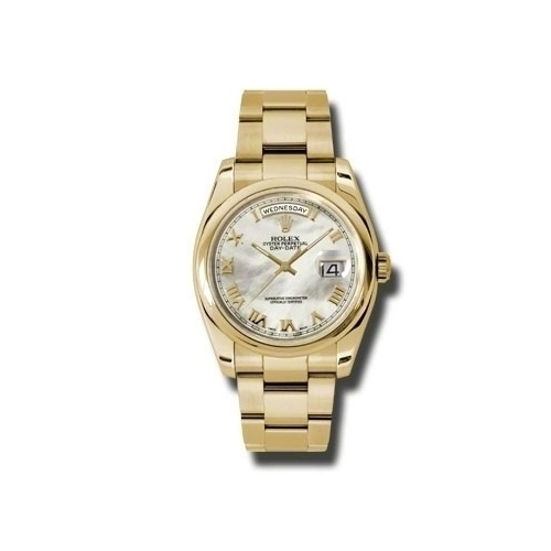 Oyster Perpetual Day-Date 118208 mro