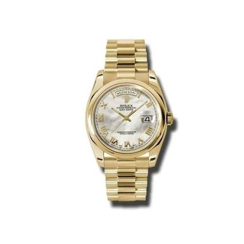 Oyster Perpetual Day-Date 118208 mrp