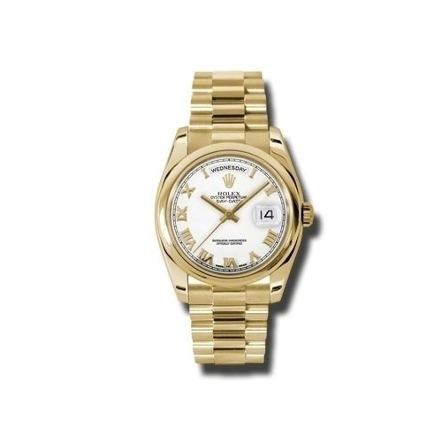 Oyster Perpetual Day-Date 118208 wrp