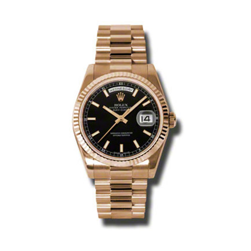 Oyster Perpetual Day-Date 118235 bksp