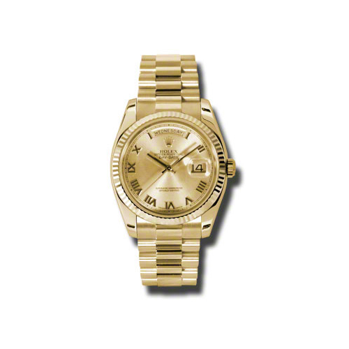 Oyster Perpetual Day-Date 118238 chrp
