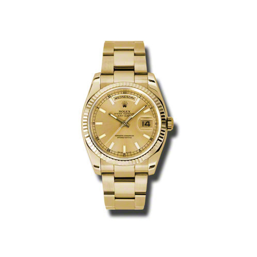 Oyster Perpetual Day-Date 118238 chso