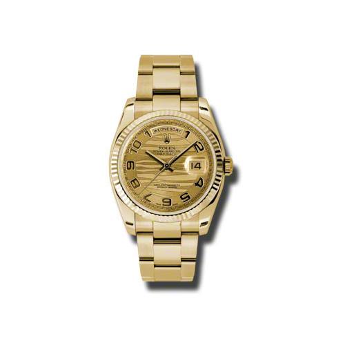 Oyster Perpetual Day-Date 118238 chwao