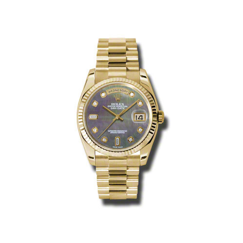 Oyster Perpetual Day-Date 118238 dkmdp
