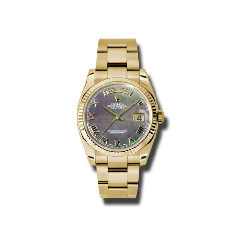 Oyster Perpetual Day-Date 118238 dkmro