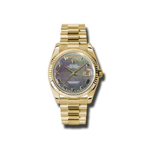 Oyster Perpetual Day-Date 118238 dkmrp