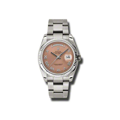 Oyster Perpetual Day-Date 118239 cro