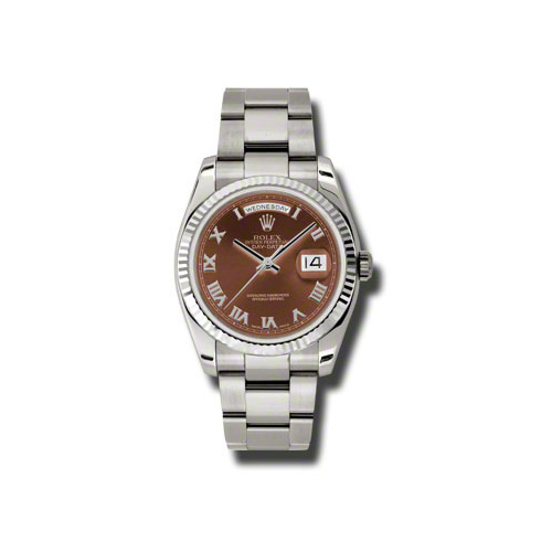 Oyster Perpetual Day-Date 118239 hbro