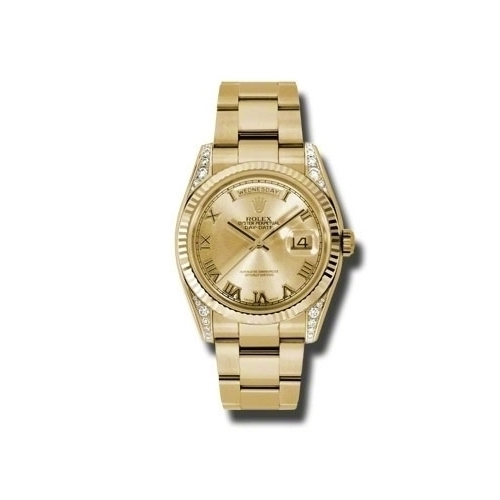 Oyster Perpetual Day-Date 118338 chro