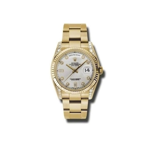 Oyster Perpetual Day-Date 118338 sdo