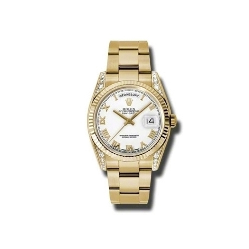 Oyster Perpetual Day-Date 118338 wro