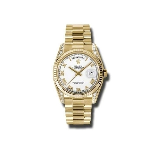 Oyster Perpetual Day-Date 118338 wrp