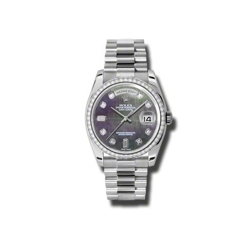 Oyster Perpetual Day-Date 118346 dkmdp