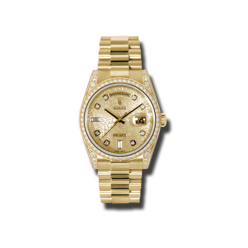 Oyster Perpetual Day-Date 118388 chjdp