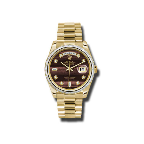 Oyster Perpetual Day-Date 118398 bedp